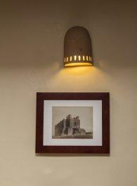 Ściana z obrazem