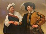 Caravaggio wróżka